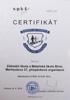 Kvalitní škola 1
