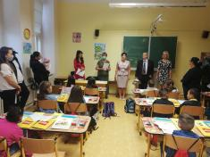 1. 9. 2020 Zahájení školního roku