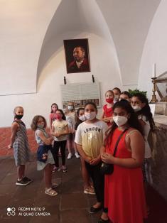 4.A_Po historických památkách Brna + prohlídka krypty u Kapucínů
