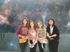 22. 10. 2021 Šesťáci v planetáriu